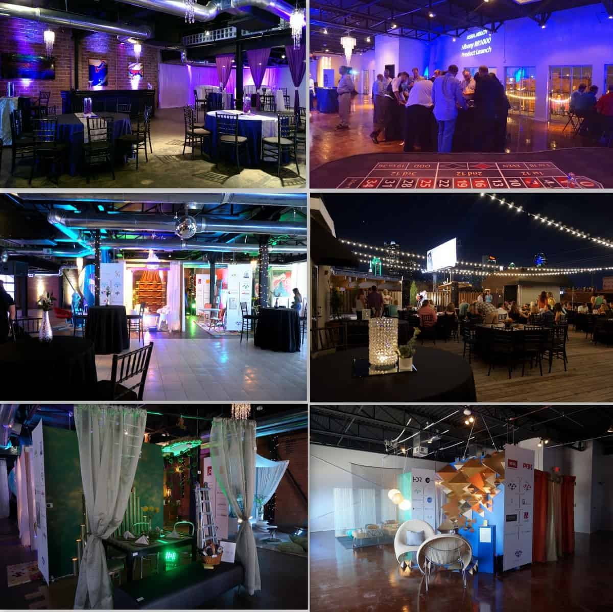 Unique Dallas Fundraising Event Venue