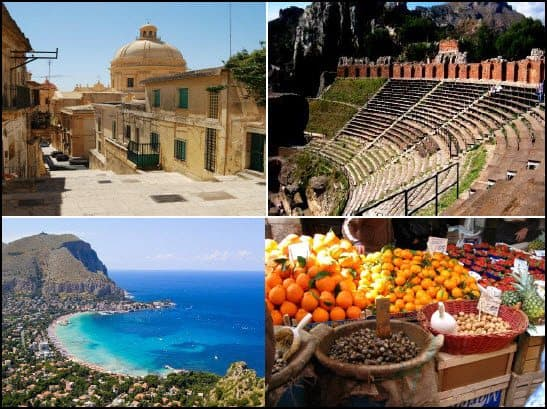 A Great Auction Item is a Travel Package to Sicily