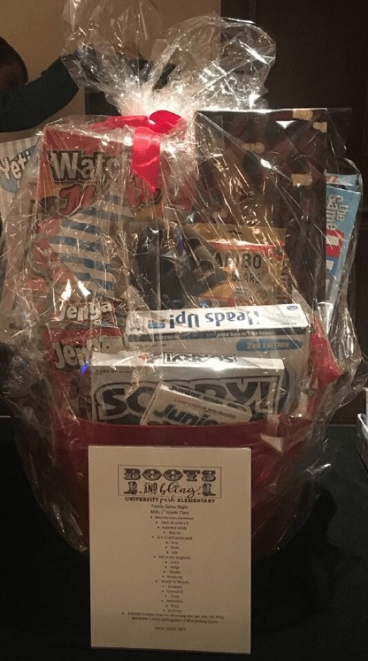 Themed Baskets Are Great Silent Auction Ideas