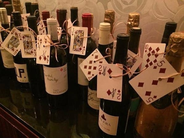 How to Use Playing Cards or a Spinning Wheel in a Wine Pull Fundraiser