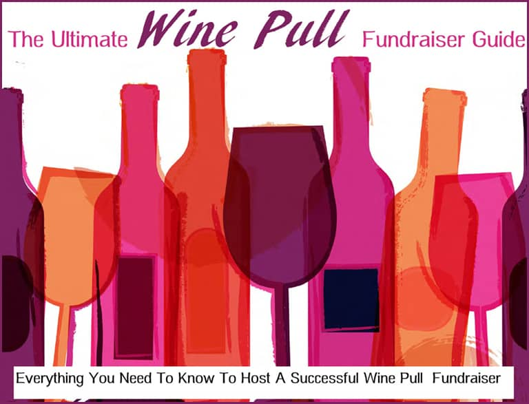 How To Get Wine Donated For A Wine Pull Fundraiser
