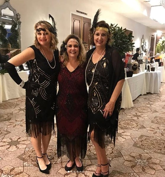 Great Gatsby Fundraiser Theme