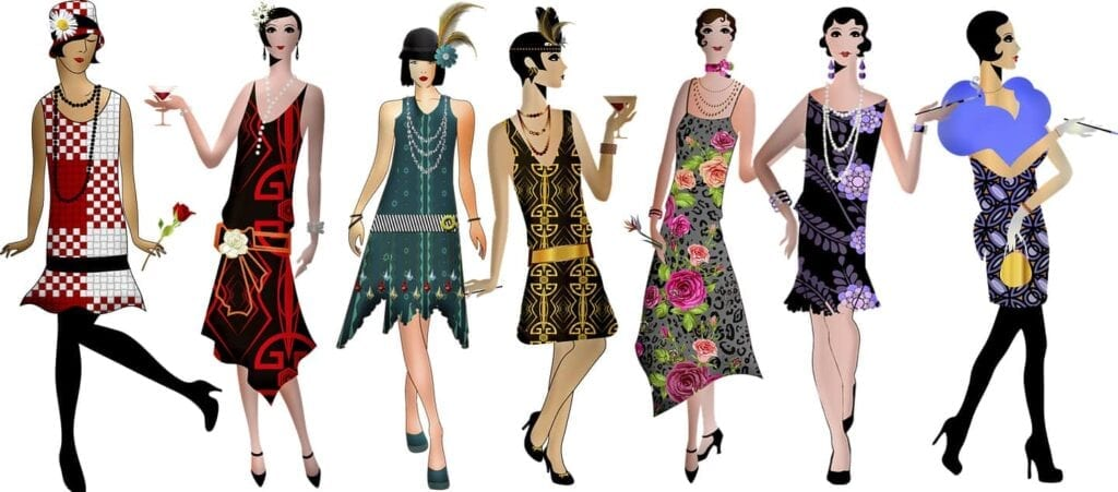 Fashion For Your Great Gatsby Fundraiser