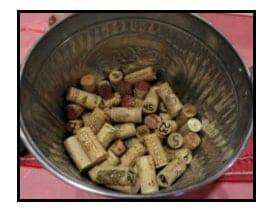 Cork Wine Pull